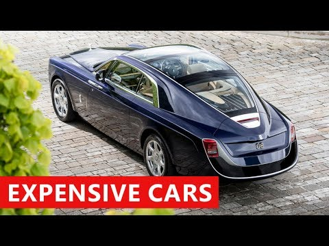 3 MOST EXPENSIVE CARS IN 2018 - Rolls-Royce Sweptail $13 Million Car