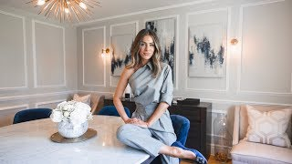 DINING ROOM TOUR | LydiaMillenHome