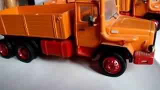 модели автомобилей собственного изготовления ч.1