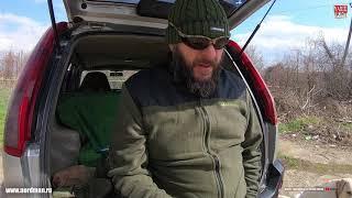Костюм флисовый для охоты и рыбалки