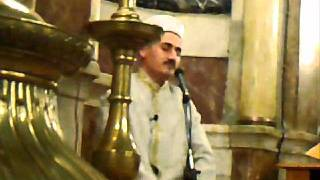 yozgat çapanoğlu camii imamı hafız cemal şahiner  amenerrasulu