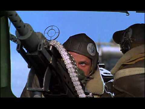 The First air Battle