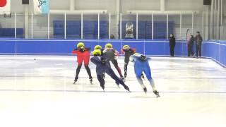 男子1500m準決勝2組第27回ユニバーシアード代表選考競技会