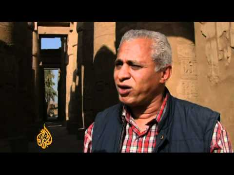 Egyptian Tourist Industry Still In A State Of Collapse-- A Matter of Safety