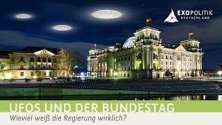 UFO Akten – Bundestag kämpft gegen Freigabe
