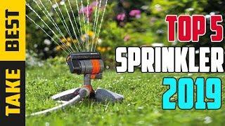 Top 5 Sprinkler: Best Sprinkler (Ultimate Buying Guide) in 2020