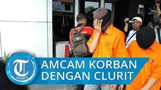 Ancam Korban Pakai Celurit, 3 Pelaku Perampokan di Cuci Steam Bekasi Diringkus