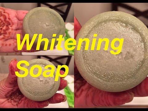 Skin Whitening Soap, Get Fair Skin, Natural Glowing Skin,Clear & Brighter Skin / SECRETS TIPS