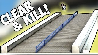 Stadium Stairs Are Surprisingly Easy! - Epic Challenges: Skate 3