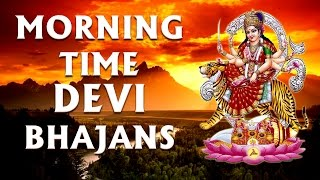 Morning Time Devi Bhajans Vol.1By Narendra Chanchal, Anuradha Paudwal I Audio Songs Juke Box - Download this Video in MP3, M4A, WEBM, MP4, 3GP