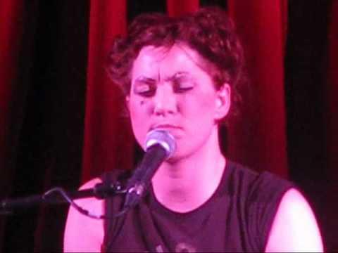 Few of my favourite things - Amanda Palmer (Dublin, Sugar Club)