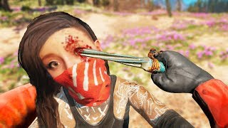 Far Cry New Dawn Stealthy Kills & Executions | Outpost Liberation