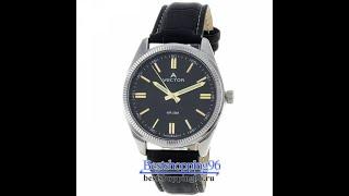 Видео обзор наручных часов VECTOR 1075132-V8