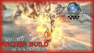 Toram Online - Build Bow Sub Katana (BowTan) lvl 175 - AWAN 1111