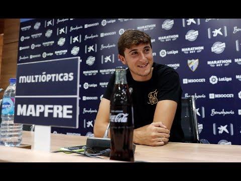 """Álex Mula: """"Quiero decirle al entrenador aquí estoy yo"""""""