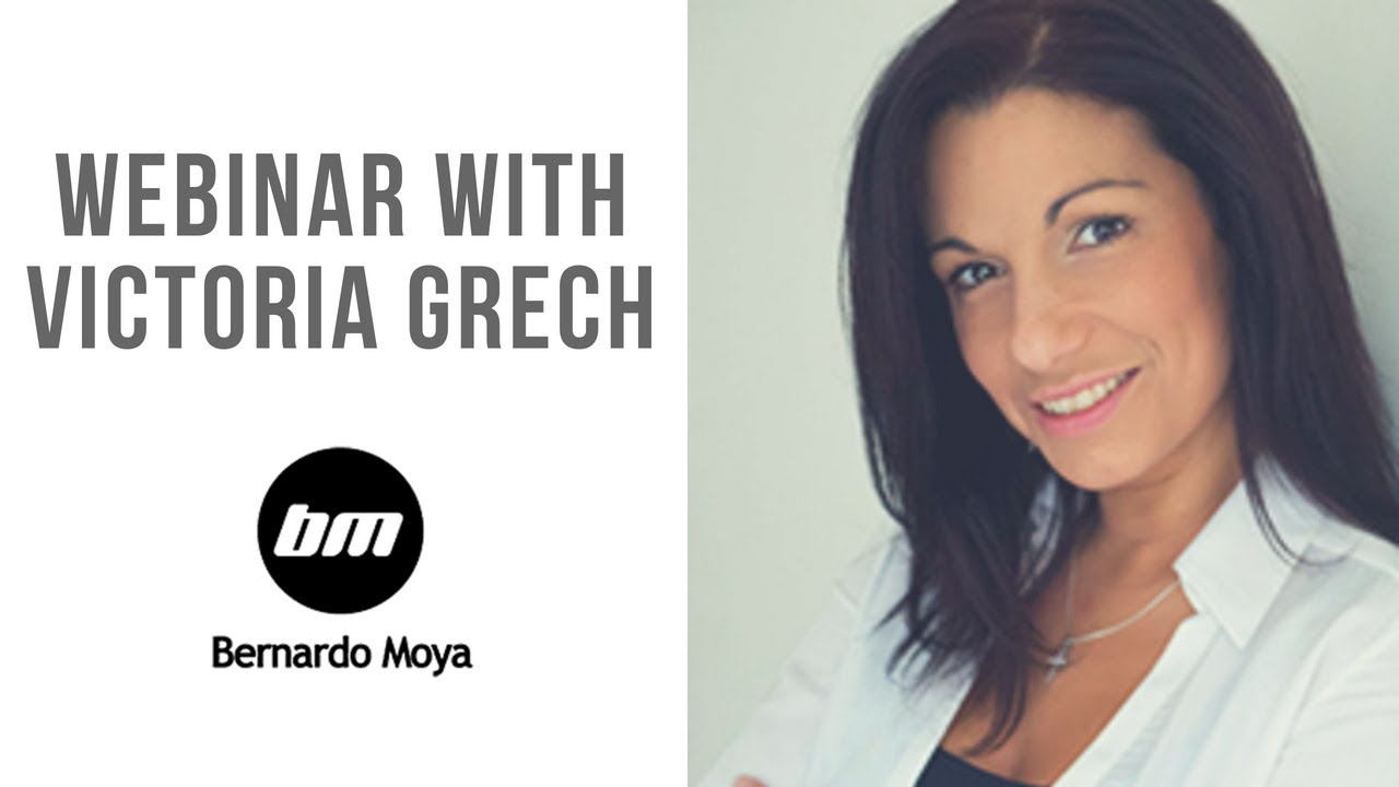 Webinar with Victoria Grech - Going Global Get Noticed...Harness The Power Of Live Events.