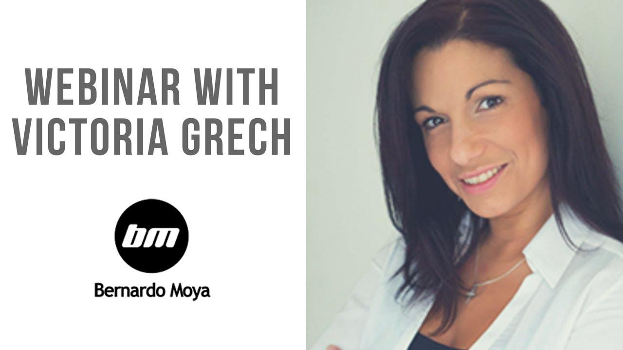 Seminario web con Victoria Grech: Globalízate para destacarte… Aprovecha el poder de los eventos en vivo.