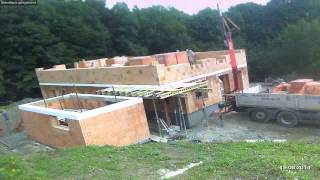 Stavba domu ve 20 minutách