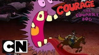 Courage the Cowardly Dog - The Nutcracker