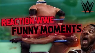 Sumpah Ini Kocak Banget - WWE Funny Moments