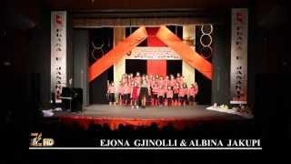 Ejona Gjinolli & Albina Jakupi - Xhamadani vija vija (Official Video HD)
