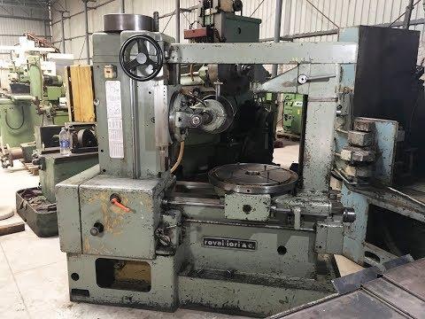 Atena Gear Hobbing Machine