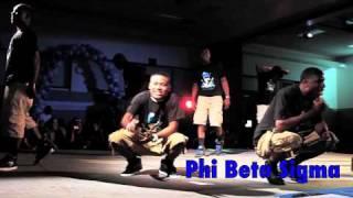 Phi Beta Sigma (3rd Round): 2010 Stroll Fest