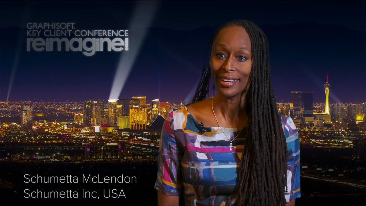 Schumetta McLendon, Schumetta Inc., USA - GRAPHISOFT KCC 2019, Las Vegas