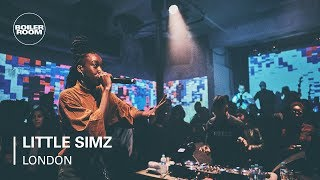 Little Simz | UK Hip Hop | Boiler Room X Land Rover: Live For The City