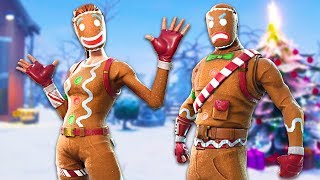 *NEW* Ginger Gunner & Merry Marauder Skins! // Pro Fortnite Player // Fortnite Live Gameplay