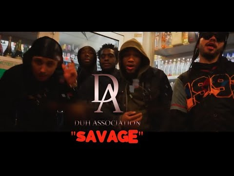 "Download Duh Association - Savage ""Official Music Video"" (Shot By. Director DylannDogg) HD Mp4 3GP Video and MP3"