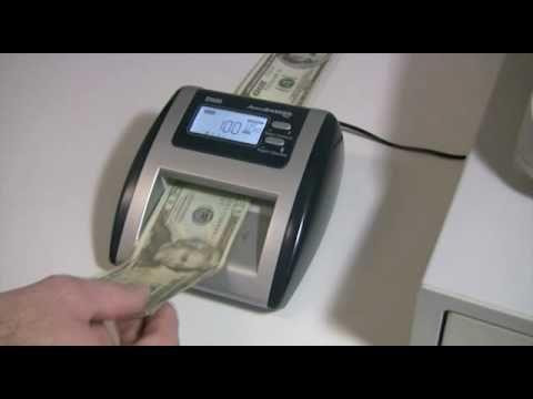 AccuBANKER D500:: Super Dollar Authenticator