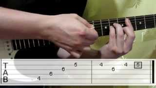 Scorpions Gypsy Life Cover How To Play Guitar Lesson