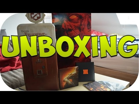 Mini Kühlschrank Juggernog : Call of duty black ops iii juggernog edition deutsch xbox