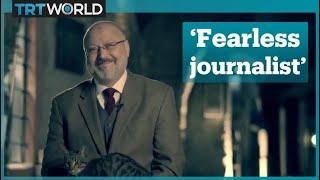 In remembrance of Jamal Khashoggi