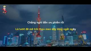 THE PLAYAH (Special Performance) - SOOBIN X SLIMV | Karaoke - Beat Chuẩn