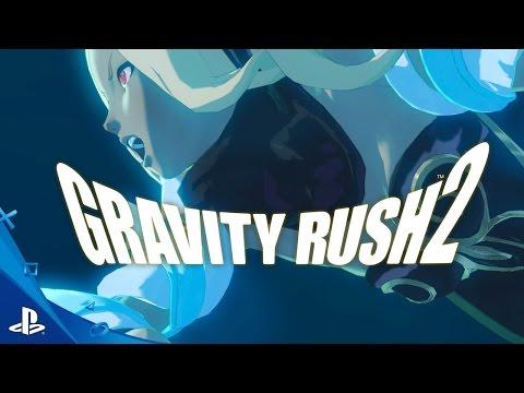 Видео № 0 из игры Gravity Rush 2 [PS4]