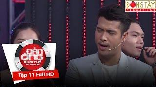 MỞ ĐẦU | ĐÀN ÔNG PHẢI THẾ MÙA 2 | TẬP 11 FULL HD (18/11/2016)
