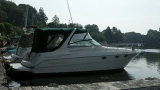 [SOLD] Used 2000 Monterey 322 Cruiser in Dover, New Hampshire