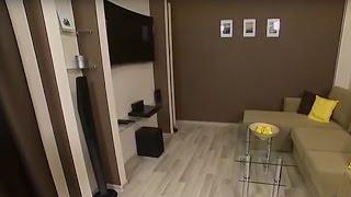 Мужская комната в стиле хай-тек - Удачный проект - Интер