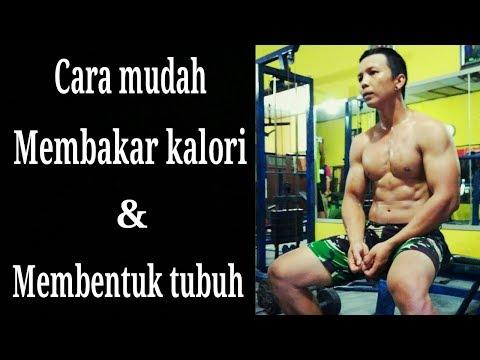 Olahraga untuk menurunkan berat badan perut kekuatan cardio