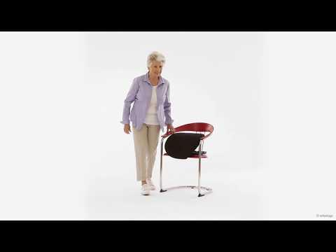 Cuscino che aiuta l'alzata dalla sedia - ausilio per alzarsi Uplift®