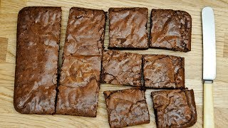 Gorgeous Chocolate Brownie, our most popular recipe ever