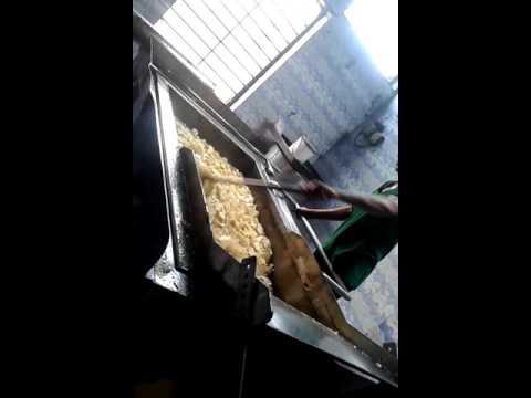 Out Side Heat Exchanger Rectangular Fryer