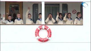 Новгородскому Клубу юных моряков исполняется 50 лет