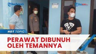Perawat di Kota Banjarbaru Ternyata Dibunuh Orang Dekat, Pelaku Rampok Barang untuk Dibarter Sabu