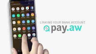 Pay.aw and Banking - How to link