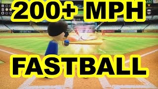 Wii Sports: Extreme Fastball (200+ mph)