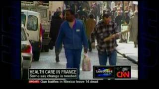France's health care system (ARCHIVE)