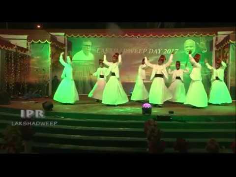 Sufi Dance Kavaratti Boys Lakshadweep Day special 2017